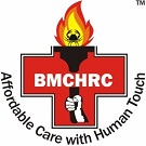Bhagwan Mahavir Hospital Official Logo