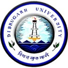 Dibrugarh University Logo