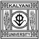 Kalyani University Logo