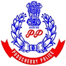 Puducherry Police Logo