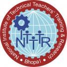 NITTTR Bhopal Logo