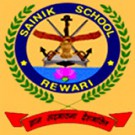 Sainik School Rewari Logo