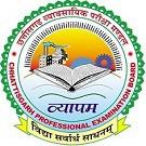 CG Vyapam Logo