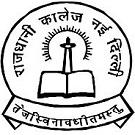 Rajdhani College Delhi Logo