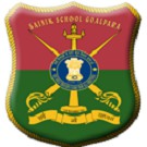 Sainik School Goalpara Logo