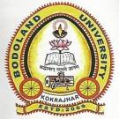 Bodoland University Logo