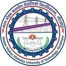 MMMUT Logo