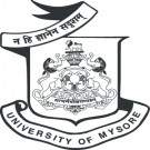 Mysore University Logo