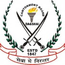 Dagshai Cantonment Board Logo